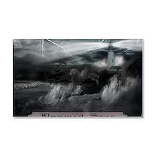 Doomed Seas Poster Car Magnet 20 x 12