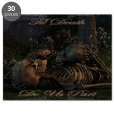 til death do us part poster Puzzle