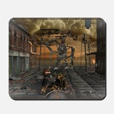 SP Fighter Mousepad