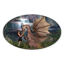 Dragon Love Decal