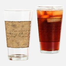 Boobs  Ass Drinking Glass