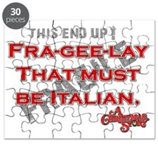 Fra-Gee-Lay Puzzle