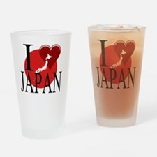 Japan Drinking Glass