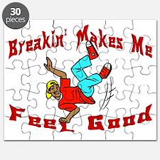 Breakin Feels Good Puzzle