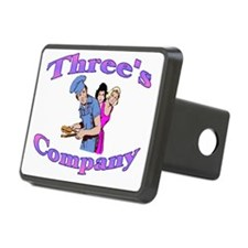 Threes Company Hitch Cover