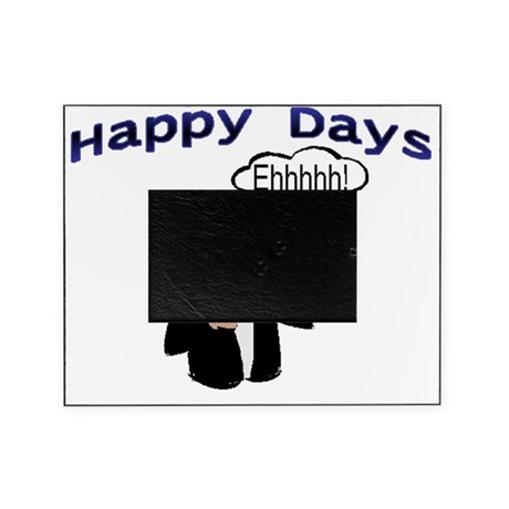 Happy Days Picture Frame