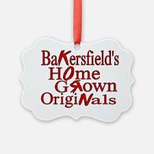 Home Grown Ornament