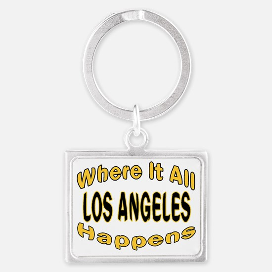 It All Happens Landscape Keychain