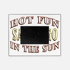 Fun In The Sun Picture Frame