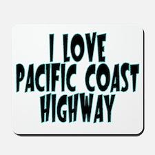 Pacific Coast Highway Mousepad