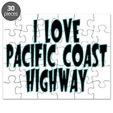 Pacific Coast Highway Puzzle