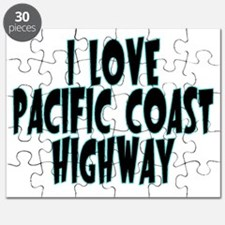 Pacific Coast Highway Puzzle