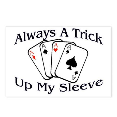 Always A Trick2 Postcards (Package of 8)