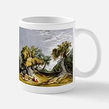 The garden of Gethsemane - 1846 Mug