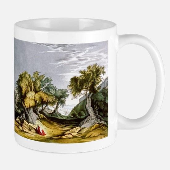 The garden of Gethsemane - 1846 Mug