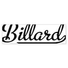 Billard Car Sticker