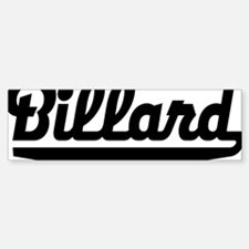 Billard Bumper Bumper Sticker