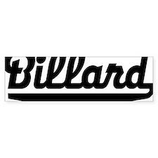Billard Bumper Sticker