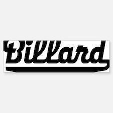 Billard Sticker (Bumper)