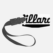 Billard Luggage Tag