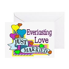 2-Everlasting Love Greeting Card