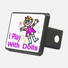 Play With Dolls Hitch Cover