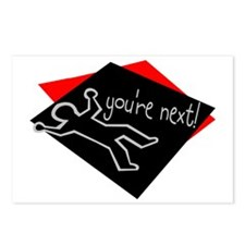 Youre Next Postcards (Package of 8)