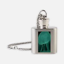 Mino Jellyfish Flask Necklace