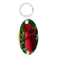 Mino Rose Keychains