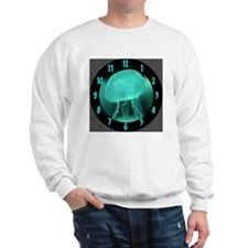 5-Jellyfish Clock Sweatshirt