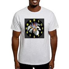 Fairy Flower Clock T-Shirt