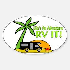 RV Adventure New Decal