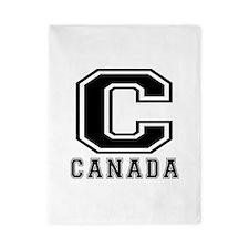 Canada Designs Twin Duvet