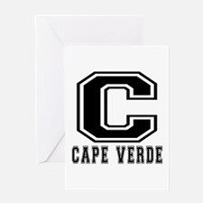 Cape Verde Designs Greeting Card