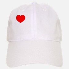 Love To Fish WH Baseball Baseball Cap