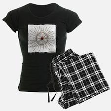 #V-62 Compose Rose square w  Pajamas