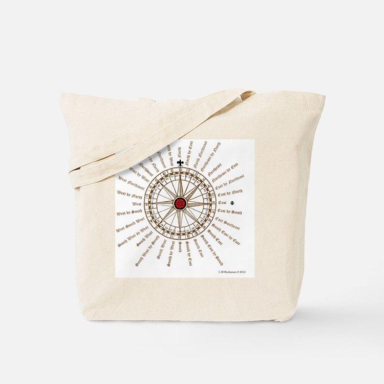 #V-62 Compose square Tote Bag