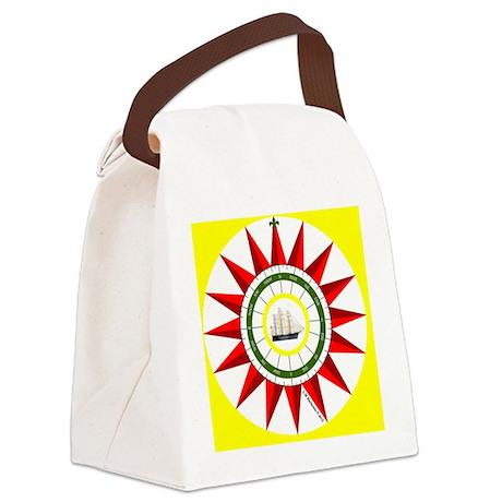 #V-67 ORN R copy Canvas Lunch Bag