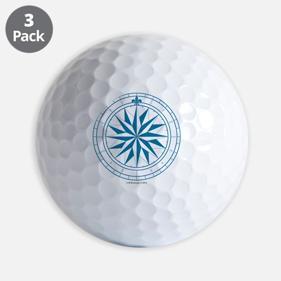 V-#68 square Golf Ball
