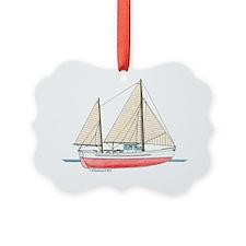 #61 Mouse Pad Ornament