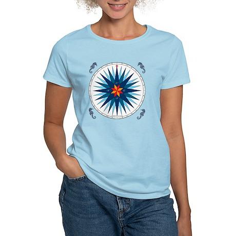 Compose Rose V-116 square Women's Light T-Shirt