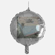 #16 square w edge Balloon