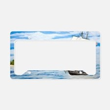 #59 Laptop License Plate Holder