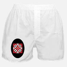 #V-126 ORN O  copy Boxer Shorts