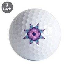 #V-131 ORN R copy Golf Ball