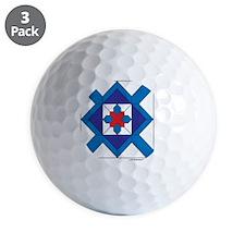 #V-143 ORN R copy Golf Ball