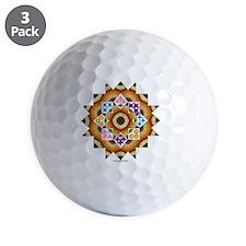 #V-137 ORN R copy Golf Ball