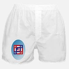 #V-151 ORN O copy Boxer Shorts