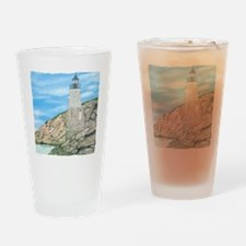 #35 square w edge Drinking Glass
