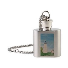 #4 11x17 Flask Necklace